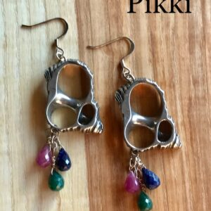 Tutti Frutti Turbo Earrings